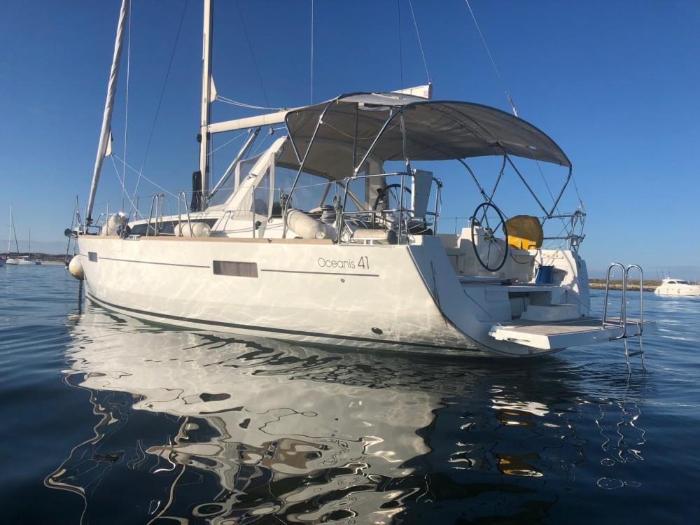 Verhuur Zeilboot in Bénodet - Bénéteau Oceanis 41