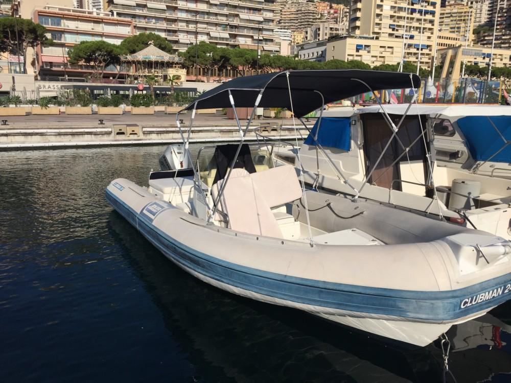 Huur een Joker Boat Clubman 24 in Monaco