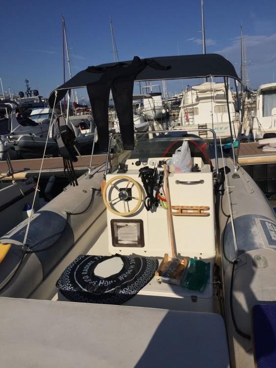 Bootverhuur Joker Boat Clubman 24 in Monaco via SamBoat