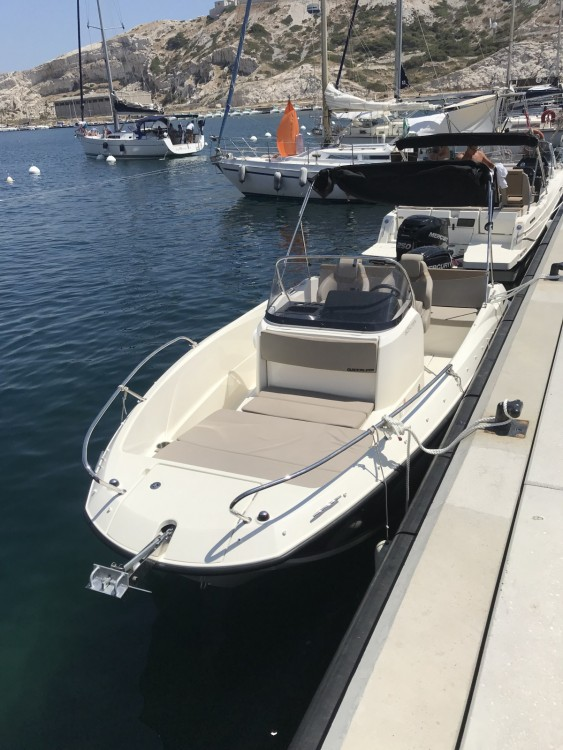 Quicksilver Activ 605 Open te huur van particulier of professional in Marseille