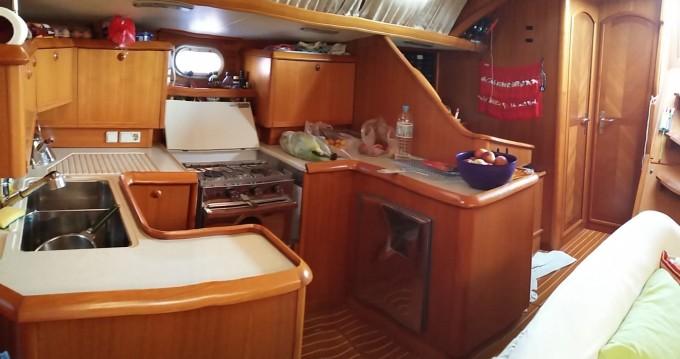 Jeanneau Sun Odyssey 52.2 te huur van particulier of professional in Levkás