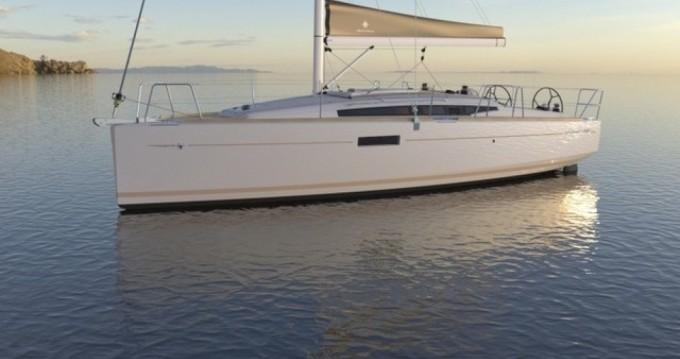 Huur een Jeanneau Sun Odyssey 349 in Port du Crouesty