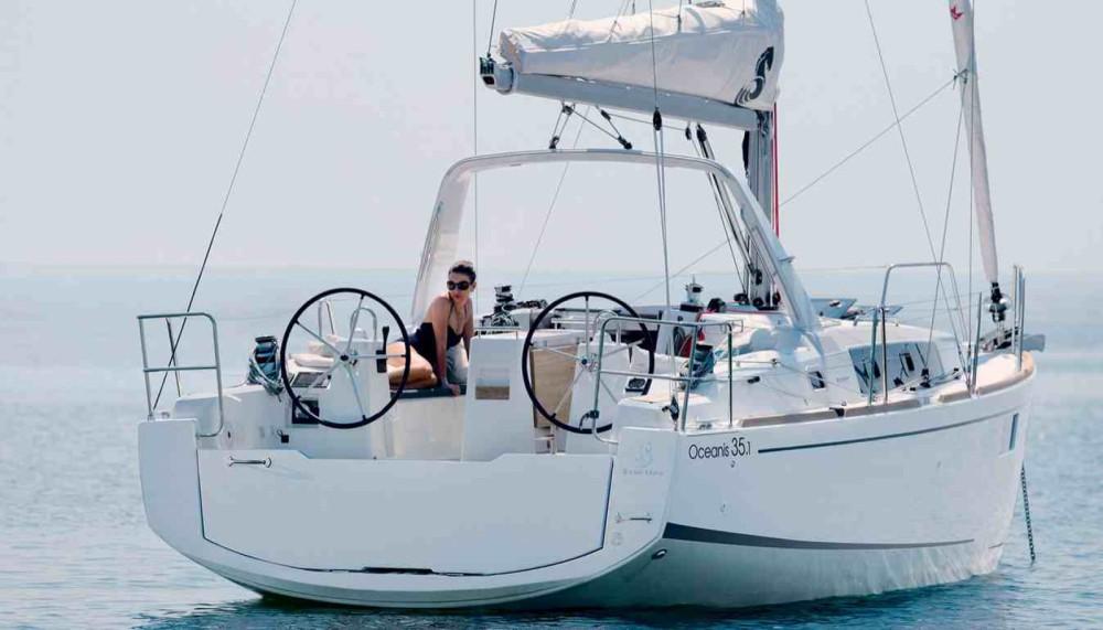 Bootverhuur Arzon goedkoop Oceanis 35.1