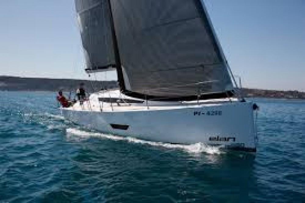 Huur Zeilboot met of zonder schipper Elan in Arzon