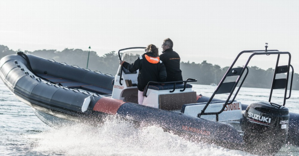 Jachthuur in Arzon - Vanguard Marine DR 760 Family via SamBoat