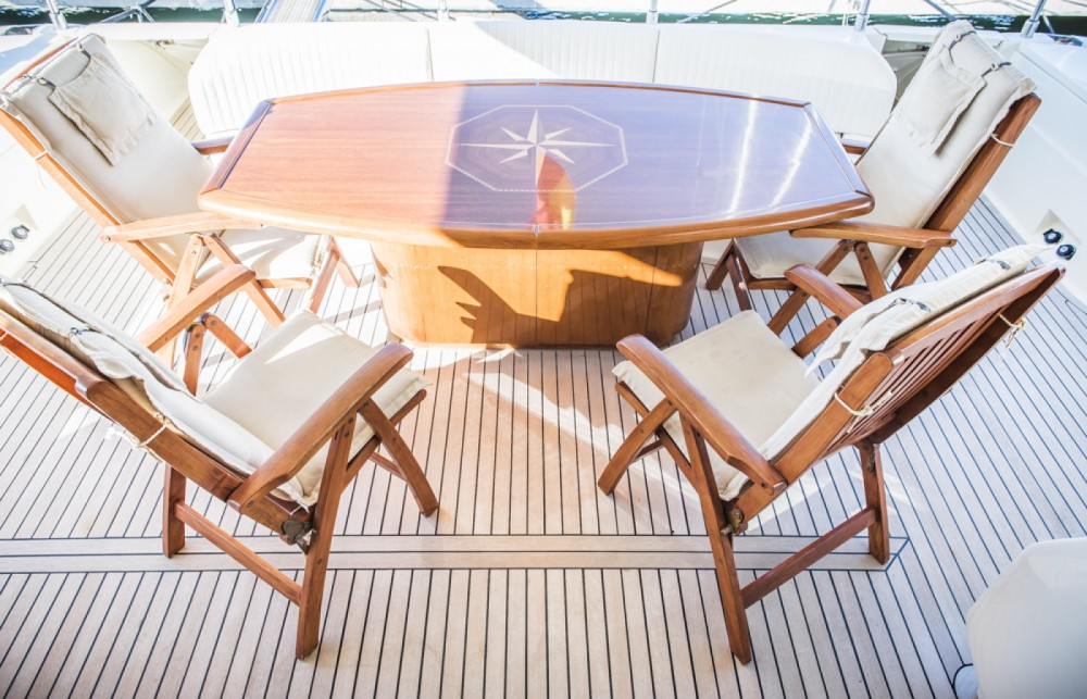 Jachthuur in Ibiza - Astondoa Astondoa 82 GLX via SamBoat
