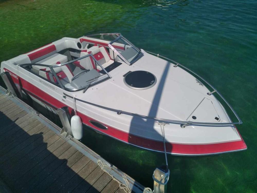 Verhuur Motorboot Four Winns met vaarbewijs