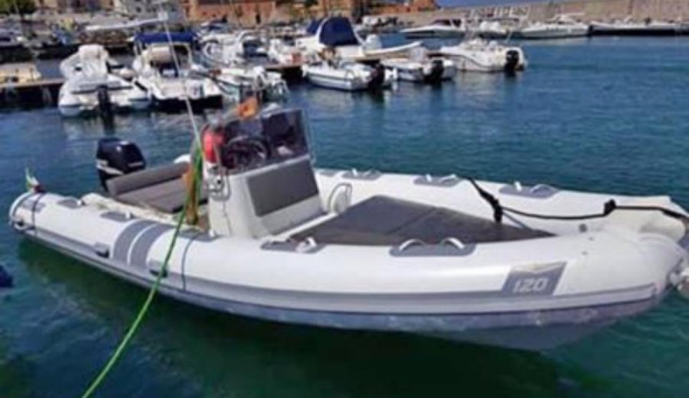 Verhuur Rubberboot in Palermo - Marsea Mar.Sea Myo 120 Sport