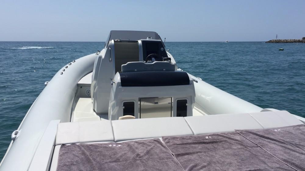 Verhuur Rubberboot in San Felice Circeo - Italiamarine Capri 34