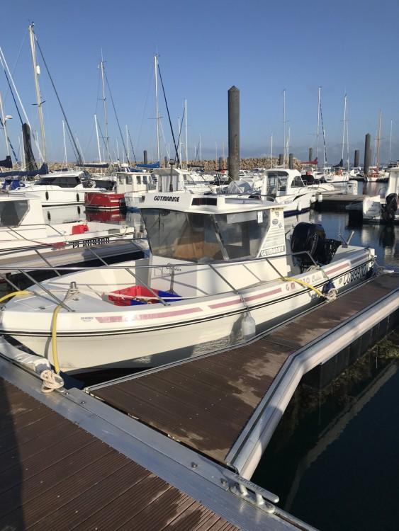 Motorboot te huur in Brest voor de beste prijs