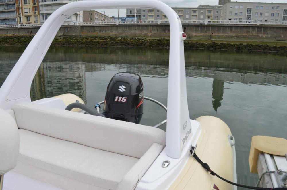 Verhuur Rubberboot Tiger met vaarbewijs