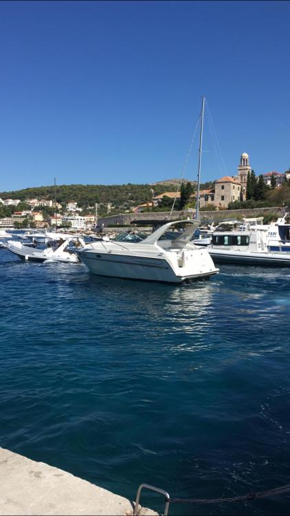 Huur een Maxum maxum 300 SCR in Split