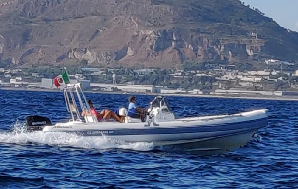 Huur Rubberboot met of zonder schipper Joker Boat in Pozzuoli