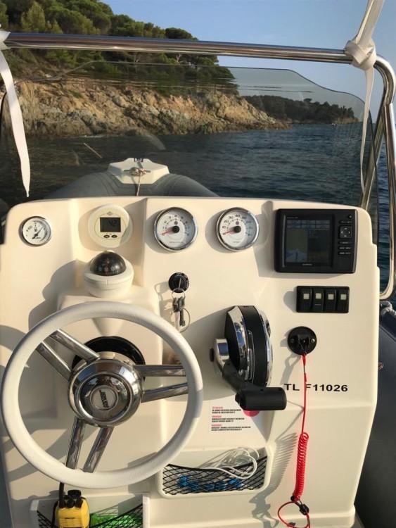 Joker Boat Coaster 600 te huur van particulier of professional in Cavalaire-sur-Mer