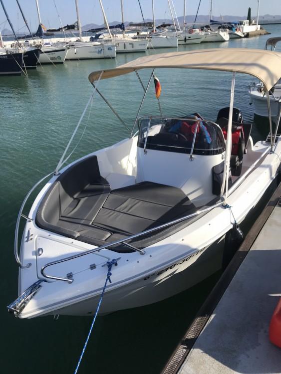 Jachthuur in Los Alcázares - Oki Boats Barracuda 545 via SamBoat