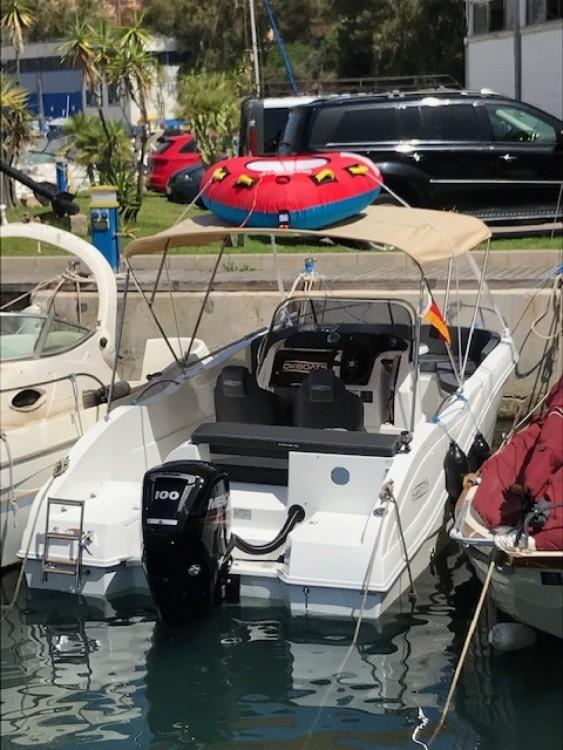 Huur een Oki Boats Barracuda 545 in Los Alcázares