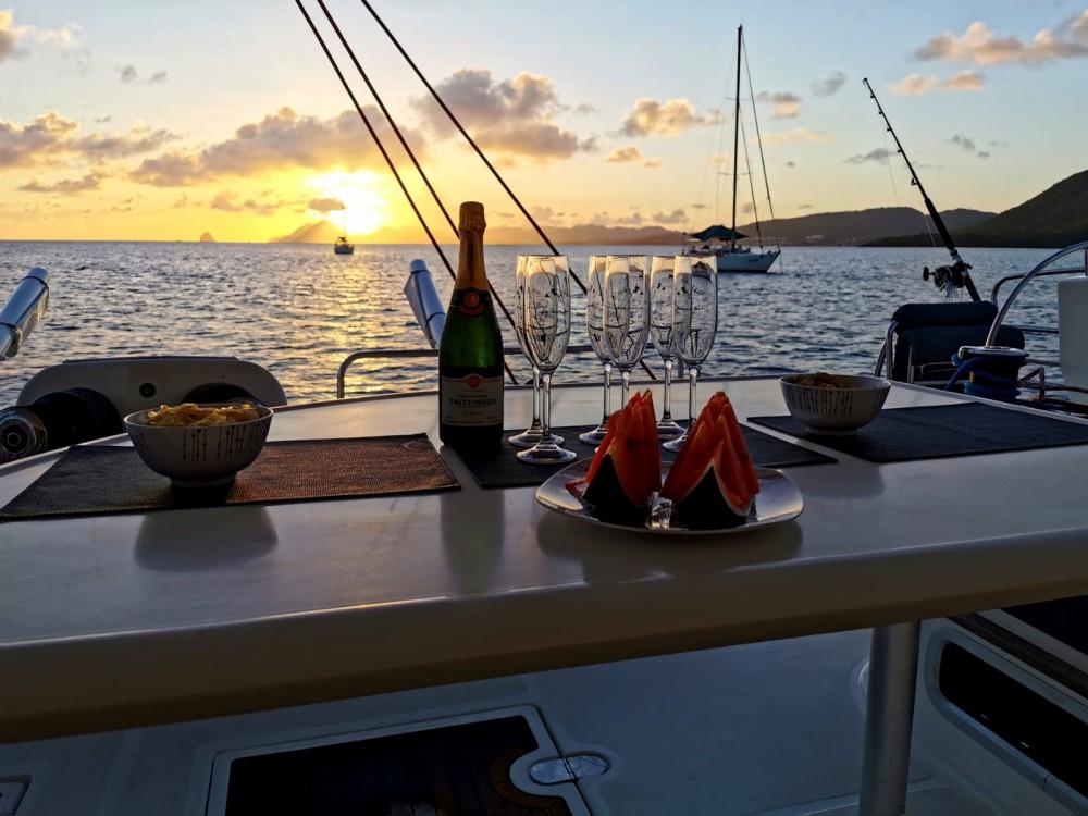 Bootverhuur Catana Catana 47 in Le Marin via SamBoat