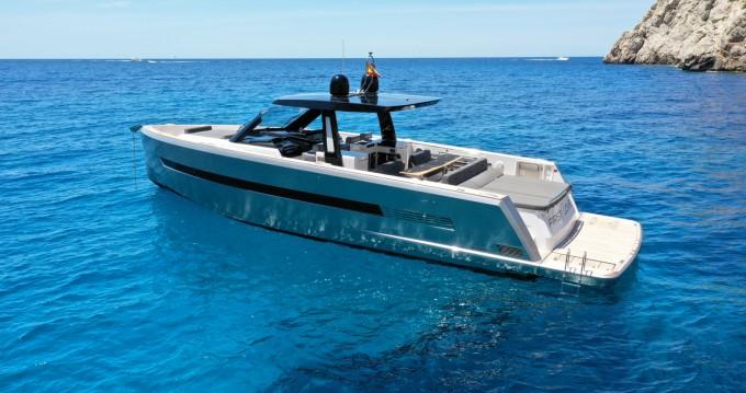 Verhuur Motorboot in Calvià - Fjord Fjord 52 Open