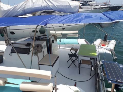Bootverhuur Formentera goedkoop Corneel 26