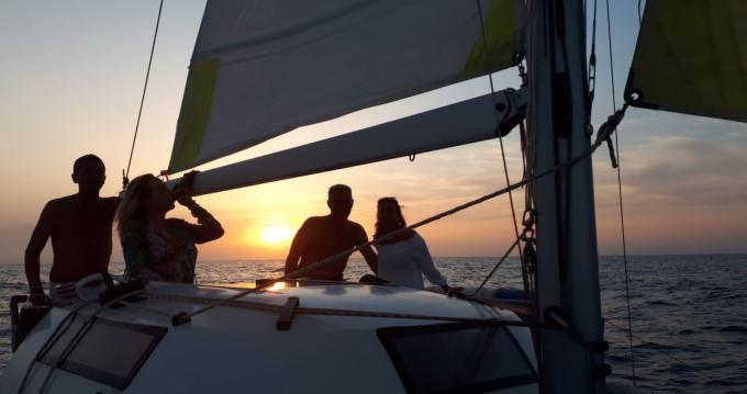 Catamaran te huur in Formentera voor de beste prijs