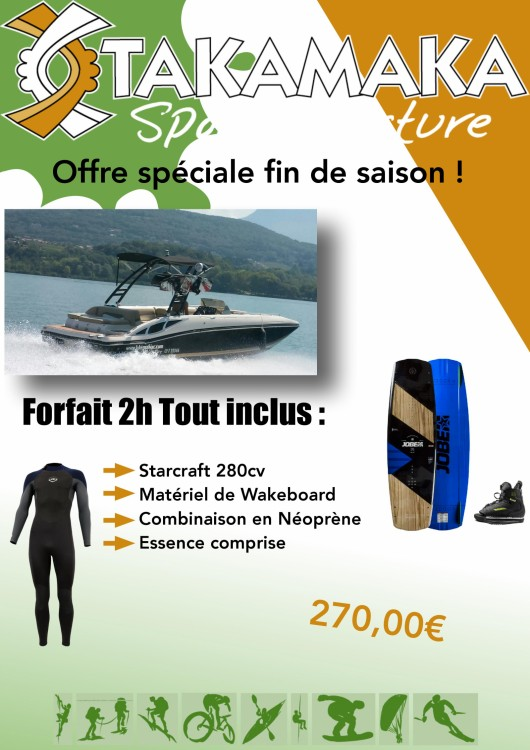 Verhuur Motorboot in Aix-les-Bains - Starcraft Starcraft 210 SCX Surf Series