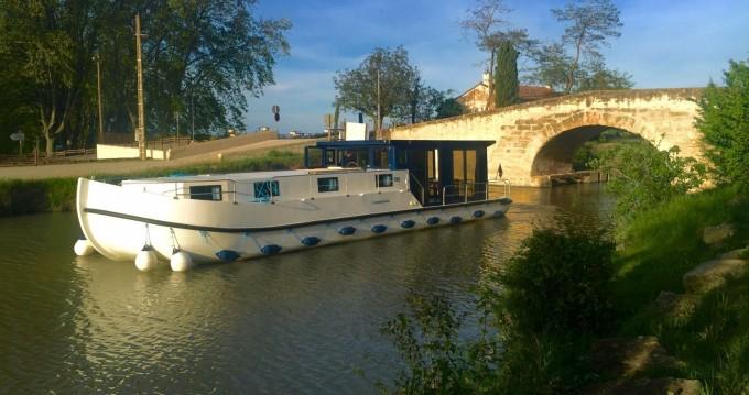 Verhuur Woonboot in Colombiers - Les Canalous LaPéniche F
