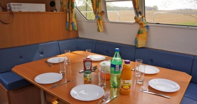 Huur Woonboot met of zonder schipper Les Canalous in Briare