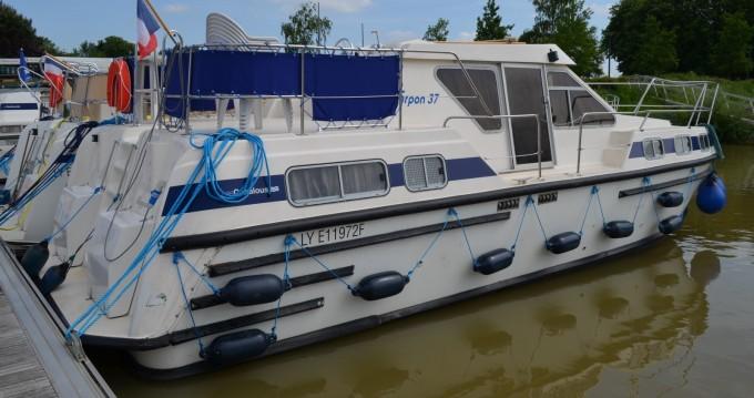 Verhuur Woonboot in Pontailler-sur-Saône - Les Canalous Tarpon 37