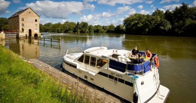 Verhuur Woonboot in Languimberg - Les Canalous Tarpon 32