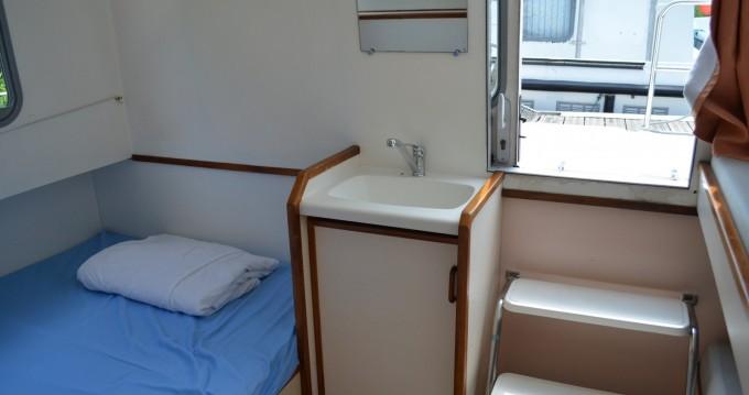 Verhuur Woonboot in Châtillon-en-Bazois - Les Canalous Espade Concept Fly