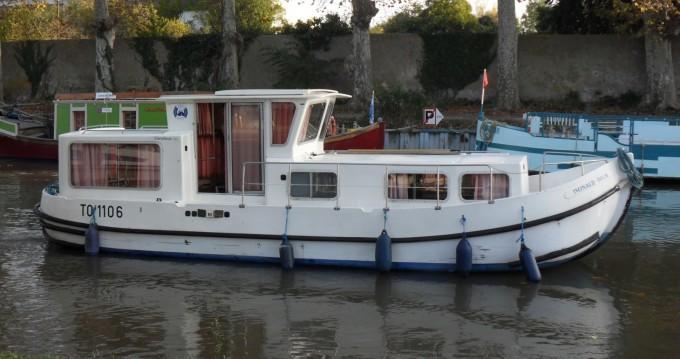 Woonboot te huur in Colombiers voor de beste prijs