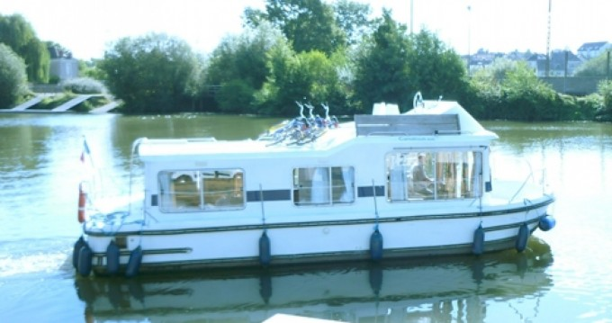 Verhuur Woonboot in Cognac - Les Canalous Eau Claire 930 Fly