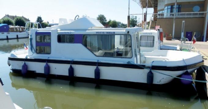 Verhuur Woonboot in Colombiers - Les Canalous Espade 850 Fly