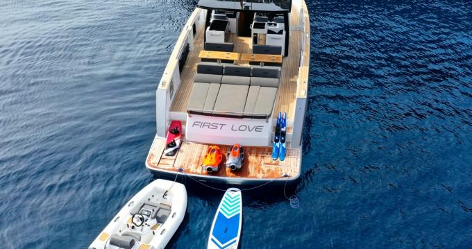 Bootverhuur Calvià goedkoop Fjord 52 Open