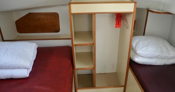Jachthuur in Pontailler-sur-Saône - Les Canalous Triton 860 Fly via SamBoat