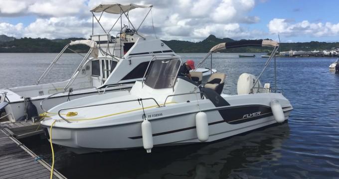 Verhuur Motorboot in Le Marin - Bénéteau Flyer Serie 6