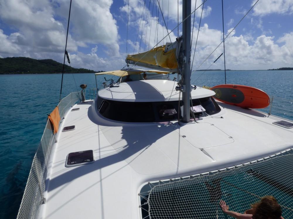Catamaran te huur in Papeete voor de beste prijs