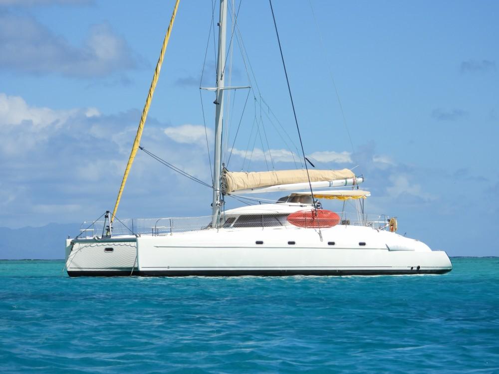 Bootverhuur Papeete goedkoop Bahia 46