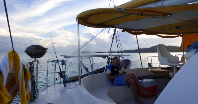 Huur Catamaran met of zonder schipper Fountaine Pajot in Papeete