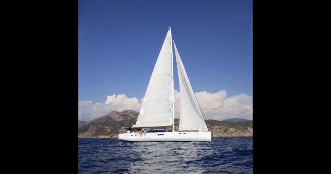 Huur Zeilboot met of zonder schipper Hanse in Monaco