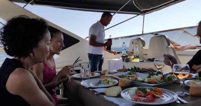 Verhuur Motorboot in Agadir - Gobbi Gobbi 44 Sport