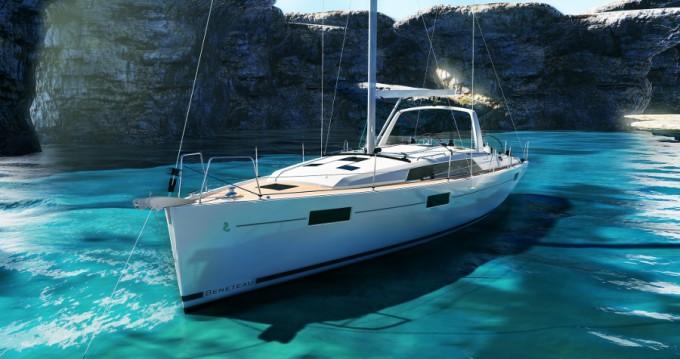 Jachthuur in Korfoe - Bénéteau Oceanis 41.1 via SamBoat