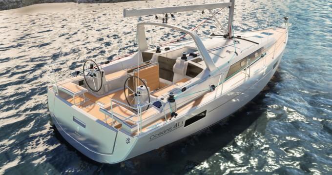 Huur Zeilboot met of zonder schipper Bénéteau in Korfoe