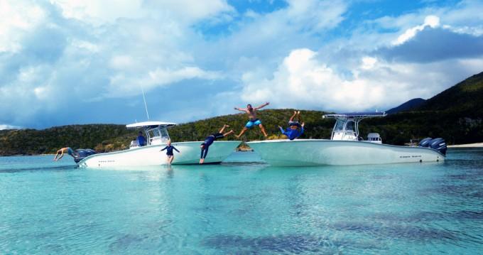 Huur Motorboot met of zonder schipper Cape Horn in Charlotte Amalie