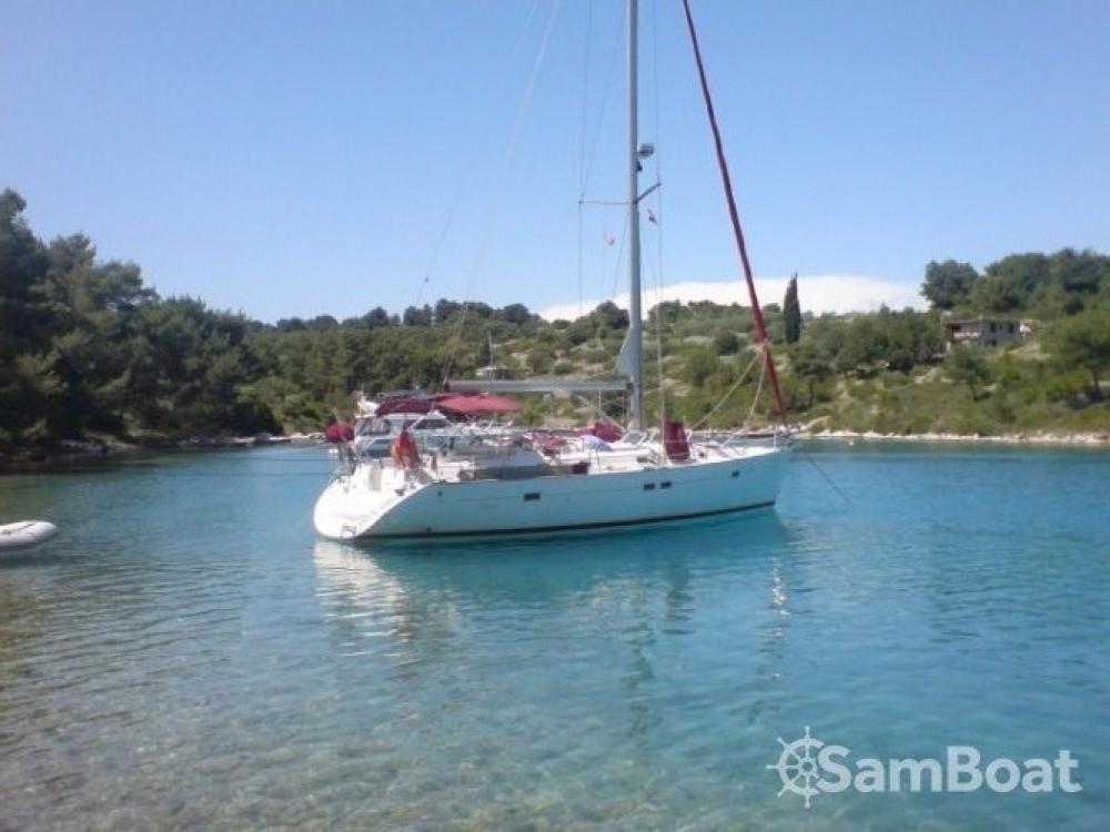 Bootverhuur Bénéteau Oceanis 411 Clipper in Grand-Bourg via SamBoat