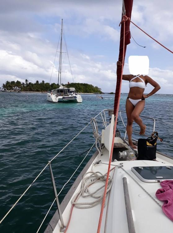Verhuur Zeilboot in Grand-Bourg - Bénéteau Oceanis 411 Clipper