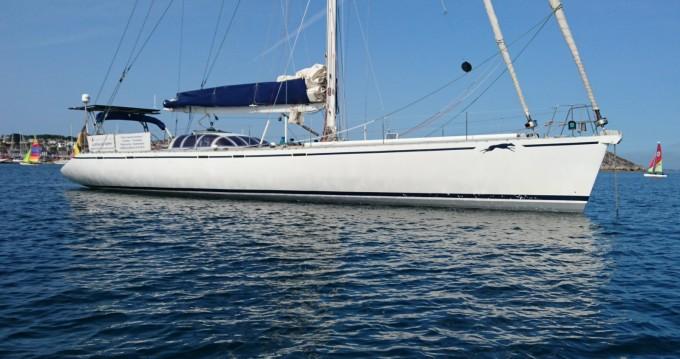 Verhuur Zeilboot Leguen Hemidy met vaarbewijs
