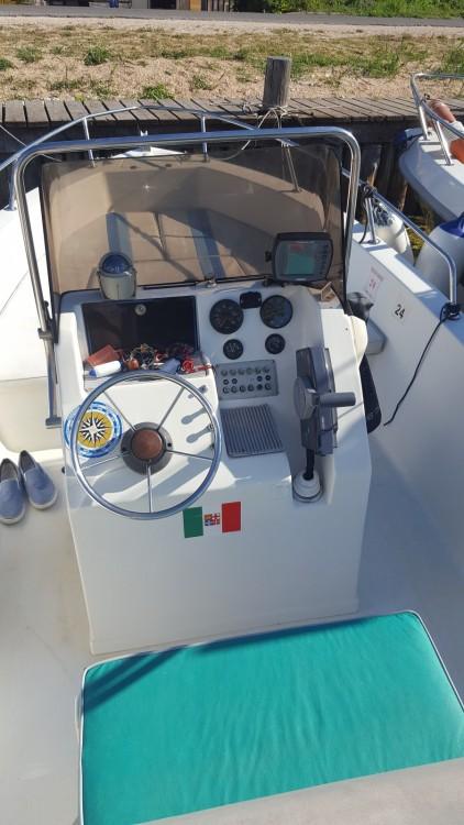 Verhuur Motorboot in Terracina - Bress 192 6.80