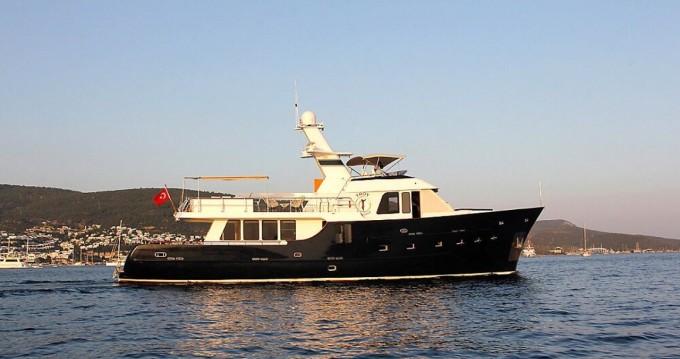 Bootverhuur Bodrum goedkoop Trawler