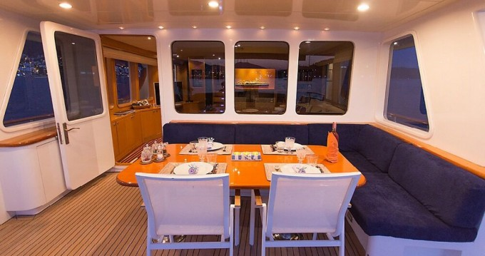 Riza Tansu Trawler te huur van particulier of professional in Bodrum